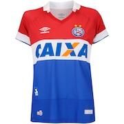 Camisa do Bahia III 2016 nº 10 Umbro - Feminina