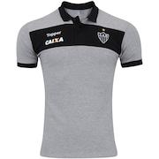 Camisa Polo do Atlético-MG Viagem 2017 Topper - Masculina