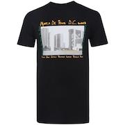 Camiseta DC Iqui Brazil Tall Fit - Masculina