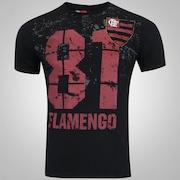 Camiseta do Flamengo Spot - Masculina