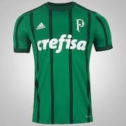 1b18cdff0e Camisa do Palmeiras I 2017 adidas - Masculina