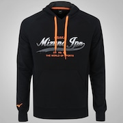 Blusão de Moletom com Capuz Mizuno Hoody - Masculino
