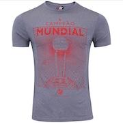 Camiseta do Flamengo Mundial - Masculina
