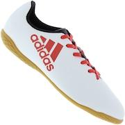 Chuteira Futsal adidas X 17.4 IN - Infantil