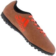 Chuteira Society adidas X 17.4 TF - Infantil
