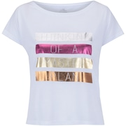 Blusa Cropped Oxer...