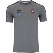 Camisa do Atlético-PR Concentração 2017 Umbro - Masculina