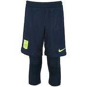 Short-Calça Nike...