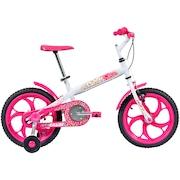 Bicicleta Caloi Ceci - Aro 16 - Freio Cantilever - Feminina - Infantil
