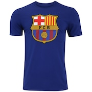 Camiseta Barcelona Evergreen Crew Nike - Masculina