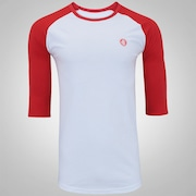 Camiseta Manga 3/4 do Internacional Meltex - Masculina