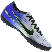 Chuteira Society Nike Mercurial X Victory VI Neymar TF - Adulto