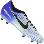 Chuteira de Campo Nike Mercurial X Vortex III Neymar FG - Adulto