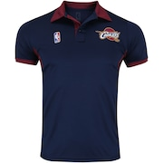 Camisa Polo NBA Cleveland Cavaliers Dry Cut - Masculina