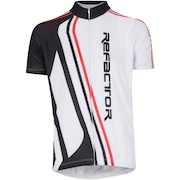 Camisa de Ciclismo com Proteção Solar UV Refactor Roma - Masculina