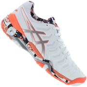 Tênis Asics Gel Resolution 7 Wimbledon - Feminino