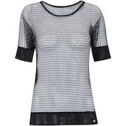 Camiseta com Proteção Solar UV Oxer Katita - Feminina
