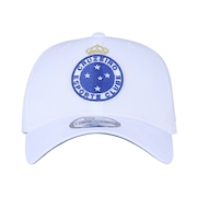 Boné do Cruzeiro New Era 9FORTY - Snapback - Adulto b42b4cfe888