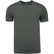 Camiseta Oxer Básica Mescla - Masculina
