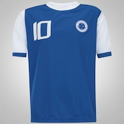 Camiseta do Cruzeiro 10 - Infantil