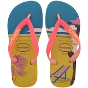 Chinelo Havaianas Top Fashion - Feminino
