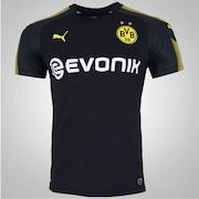 Camisa Borussia Dortmund II 17/18 Puma - Masculina