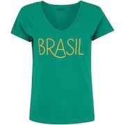 Camisa do Brasil - Camisa Seleção Brasileira 2018   2019 - Centauro 54f323066ab