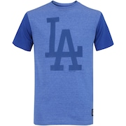 Camiseta New Era Los Angeles Dodgers Mescla 36 - Masculina