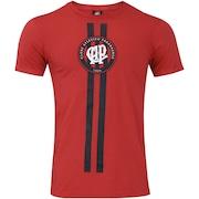 Camiseta do Atlético-PR Logo - Masculina