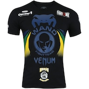 Camiseta Venum Wand Retorno - Masculina