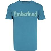 Camiseta Timberland SS Kennebec Linear Logo - Masculina