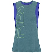 Camiseta Regata Fila Born To Run - Feminina