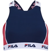 Top Fitness Fila Block - Adulto