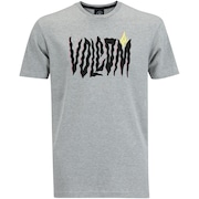 Camiseta Volcom Silk Steam - Masculina