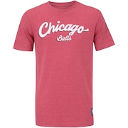 Camiseta New Era Chicago Bulls Written - Masculina