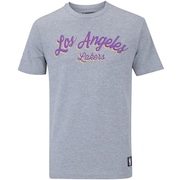 Camiseta New Era Los Angeles Lakers Written - Masculina