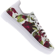 Tênis Oxer Floral -...