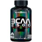 BCAA 2500 120 Tabletes - Natural - Black Skull