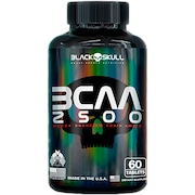 BCAA Black Skull - BCAA 2500 - Natural - 60 Tabletes