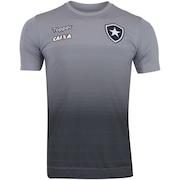 Camisa do Botafogo Concentração Comissão Técnica 2017 Topper - Masculina d1a141e5535