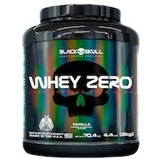 Whey Protein Isolado - Black Skull - Whey Zero - Baunilha - 2kg