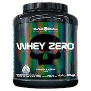 Whey Protein Isolado Black Skull - Whey Zero - Biscoito e Creme - 2kg