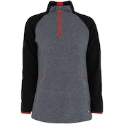 Blusa de Frio Fleece Nord Outdoor Bicolor - Feminina