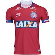 Camisa do Bahia III 2017 nº 10 Umbro - Masculina