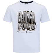 Camiseta do Botafogo Brick - Infantil
