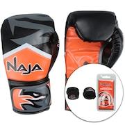 Kit de Boxe Naja:...