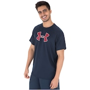 Camiseta Under Armour Big Logo - Masculina