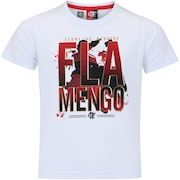 Camiseta do Flamengo Brick - Infantil b1a692a55955a