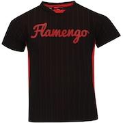 Camiseta do Flamengo Custom - Infantil