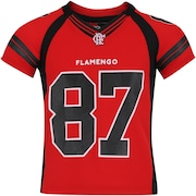 Camiseta do Flamengo Bion Raglan - Infantil